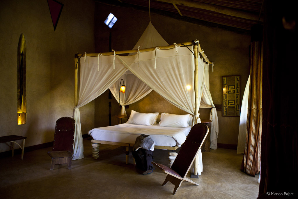 Chambre AFRIK - Bakuba hotel & lodge