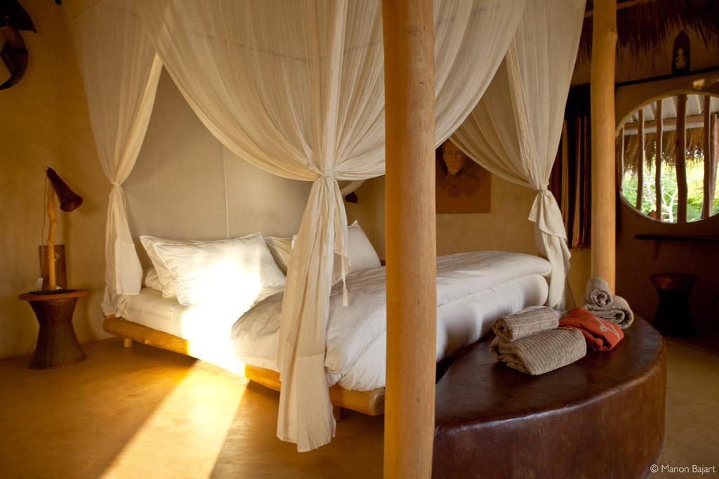 Chambre LUKENGO - Bakuba hotel & lodge
