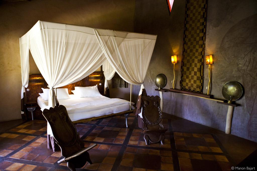 Chambre TEMBO - Bakuba hotel & lodge
