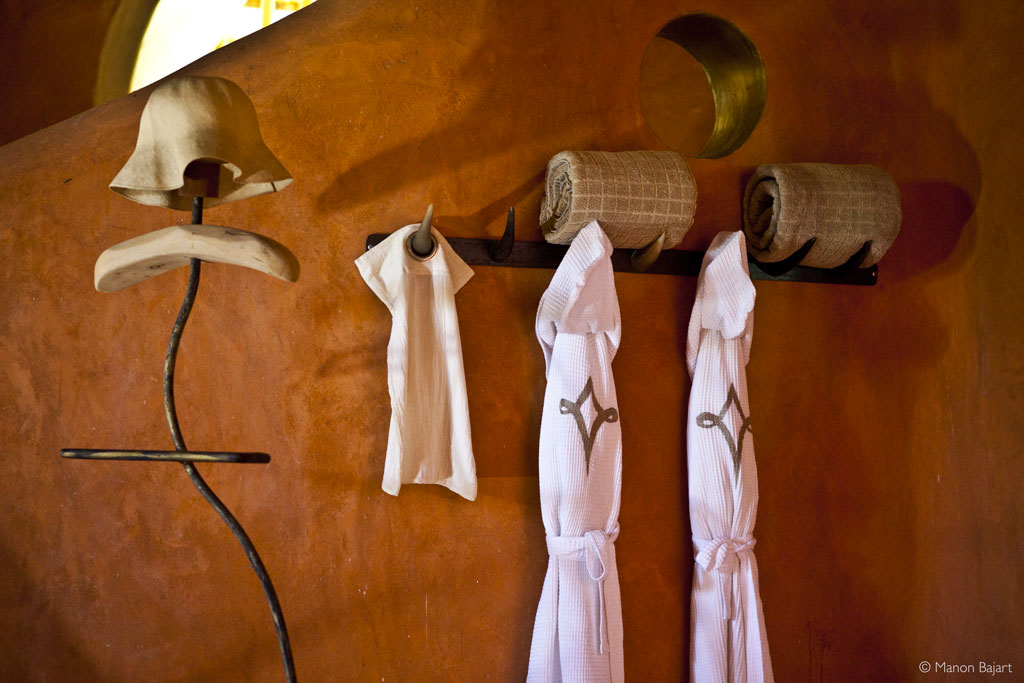 Suite MASAI Chambre - Bakuba hotel & lodge